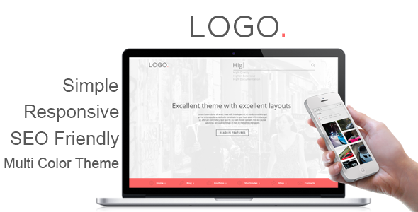 LOGO - Responsive HTML5 Template by yosoftware