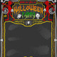 Vintage Blackboard for Halloween Party - GraphicRiver Item for Sale