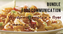 Perfect Food communication bundle