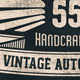 Vintage Typographic Insignia - GraphicRiver Item for Sale