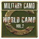 Military Grade Camo: World Camo (Vol.2) - GraphicRiver Item for Sale