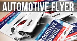 Automotive Flyer