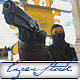 Burglar With a Gun Entering the Shop - VideoHive Item for Sale