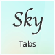 Sky Tabs - CodeCanyon Item for Sale