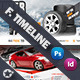 Automobile Timeline Template - GraphicRiver Item for Sale