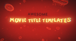 Awesome Movie Title Templates