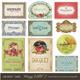 Vintage Labels (Set 2) - GraphicRiver Item for Sale