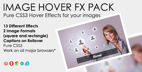 Image Hover Effects - CodeCanyon Item for Sale