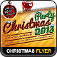 Christmas Party Flyer Poster - GraphicRiver Item for Sale
