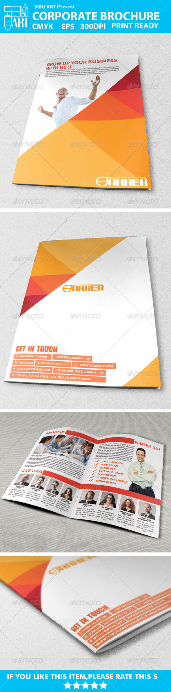 Corporate Brochures VOl-001 - Corporate Brochures