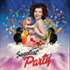 Sweetest Party - GraphicRiver Item for Sale