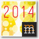 Wall Calendar 148x420 mm - GraphicRiver Item for Sale