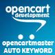Opencart 1.5.X Full Seo - Auto Keyword