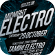 Electro Flyer Template - GraphicRiver Item for Sale