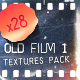 Old Film Cuttings - Scratches & Dust Textures Vol1
