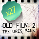 Old Film Cuttings - Scratches & Dust Textures Vol2