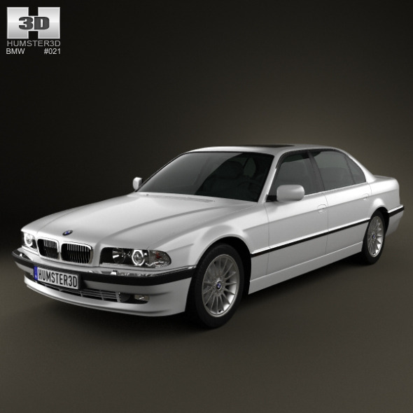 BMW 7 series long e38 1998