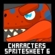 Characters Spritesheet 6 - GraphicRiver Item for Sale