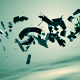 Elegant 3D Bullet Time Logo Sting - VideoHive Item for Sale