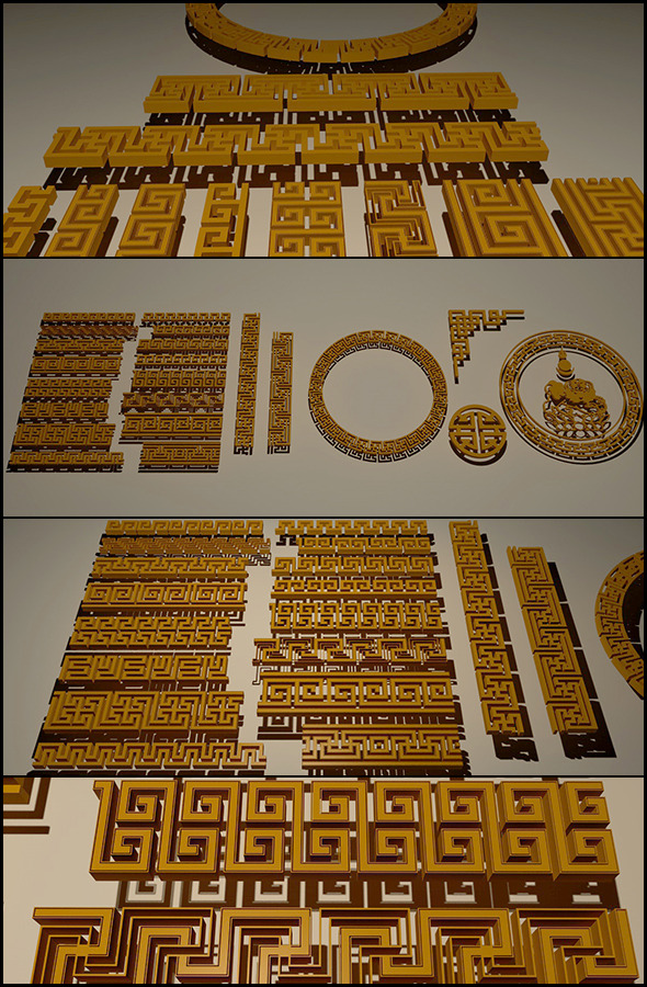 Pattern - 3DOcean Item for Sale