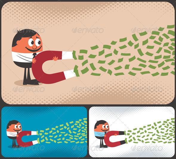 Money Magnet - Concepts Business