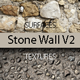 Old Stone Wall Surfaces Texture Backgrounds V2 - GraphicRiver Item for Sale