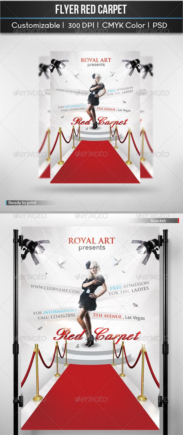 Red Carpet - Clubs & Parties Events