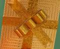 Gold bow - PhotoDune Item for Sale