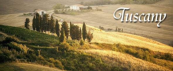 Tuscany landscape590