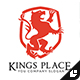 Kings Place Logo - GraphicRiver Item for Sale