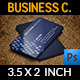 Corporate Business Card Template Vol.36 - GraphicRiver Item for Sale