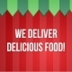 Food Delivery Company Flyer - GraphicRiver Item for Sale