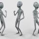 Twerking Alien - VideoHive Item for Sale