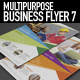 Multipurpose Business Flyer 7 - GraphicRiver Item for Sale