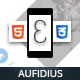 Aufidius Mobile | Mobile Template - ThemeForest Item for Sale