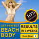 Beach Perfect Body Banner Set - GraphicRiver Item for Sale