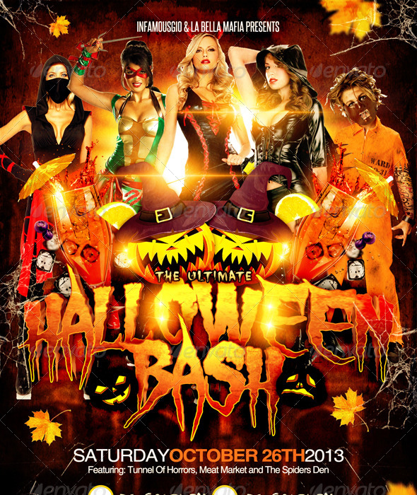 Halloween Bash - Clubs & Parties Events