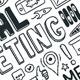 Digital Marketing Doodle Elements Set - GraphicRiver Item for Sale