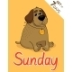 Sunday - GraphicRiver Item for Sale