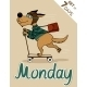 Monday - GraphicRiver Item for Sale