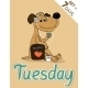 Tuesday - GraphicRiver Item for Sale