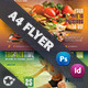 Multipurpose Flyer Template - GraphicRiver Item for Sale