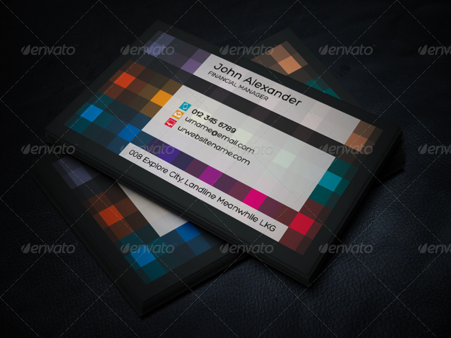 Perfume Business Card by -axnorpix | GraphicRiver