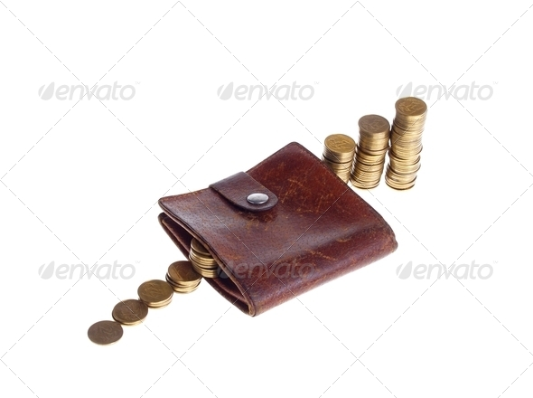 Wallet Money - Stock Photo - Images