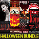 Halloween Bundle 4-in-1 Volume One - GraphicRiver Item for Sale