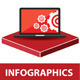 Infographics,Elements & Technology Graphics Design - GraphicRiver Item for Sale