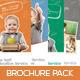 Premium Education Brochure Tri-fold & Bi-fold - GraphicRiver Item for Sale