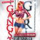 Gangsta Girls Flyer  - GraphicRiver Item for Sale