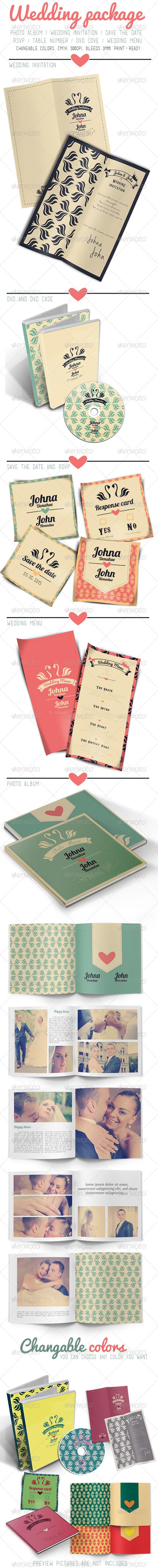 Wedding Package - Weddings Cards & Invites