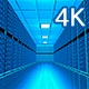 Blue Servers Room Pack 4K - VideoHive Item for Sale